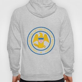 Mississippi State Seal Hoody