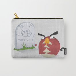 Happy Bird Carry-All Pouch
