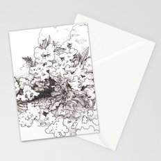 Ghost Crops Stationery Cards