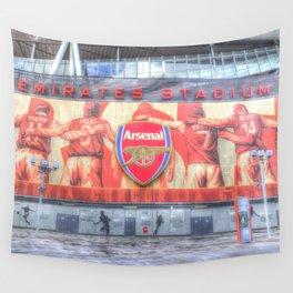 Arsenal FC Emirates Stadium London Wall Tapestry