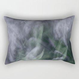 Purple Flowers part 1 Rectangular Pillow