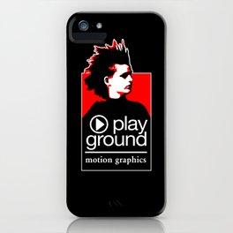 Image Playground 01 iPhone Case