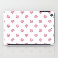 polka dot iPad Cases featuring Polka Dot by Ryan Winters