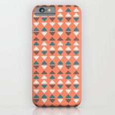 Triangles + Dots iPhone 6s Slim Case