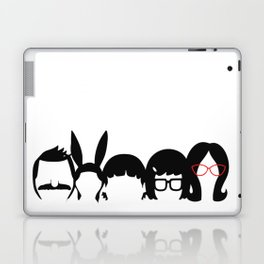 Bobs Burgers Family Laptop & iPad Skin