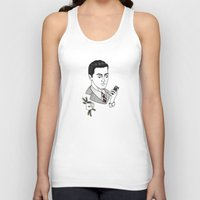 dale cooper Tank Tops featuring dale cooper II by Bunny Miele