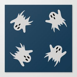 Ghosts #3 Canvas Print