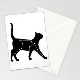 Aquarius Cat Stationery Cards