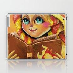 Sunset Shimmer :: Dear Princess Twilight Laptop & iPad Skin