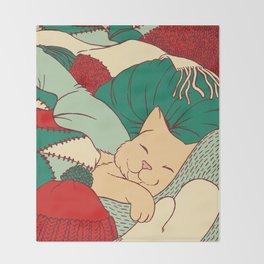 Warm Wishes Throw Blanket