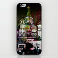 Moscow Cathedral iPhone & iPod Skin