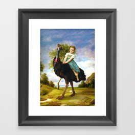 My Little Pet Framed Art Print