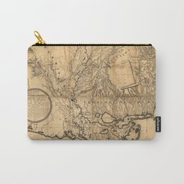 Lousinana 1860 Carry-All Pouch