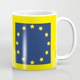 The European   Union 2 Coffee Mug