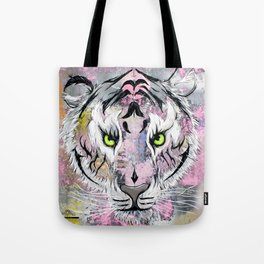 """Tiger Tiger"" Tote Bag"