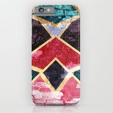 Geometric Texture iPhone 6s Slim Case