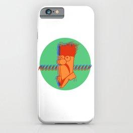 Meep in Three iPhone Case