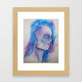 Sky is mine Framed Art Print