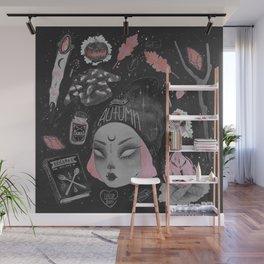 Magical ϟ Autumn Wall Mural
