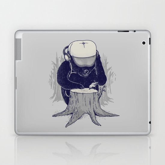 Hey DJ Laptop & iPad Skin