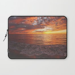 Inspirational Sunset by Aloha Kea Photography Laptop Sleeve