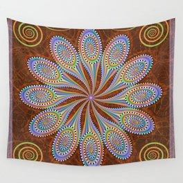 Idealistic Lollipop Wall Tapestry