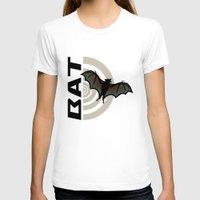 bat T-shirts featuring BAT by BATKEI