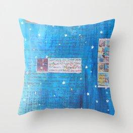 The Ocean Foundation Throw Pillow