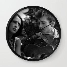 Bob Dylan Vintage Wall Clock