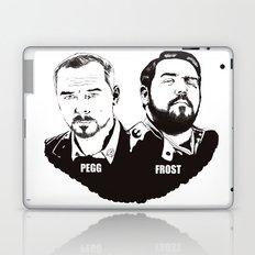 Simon Pegg & Nick Frost Laptop & iPad Skin