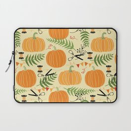 Lovely Pumpkins Laptop Sleeve