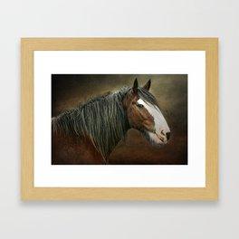The Noble Gypsy Framed Art Print