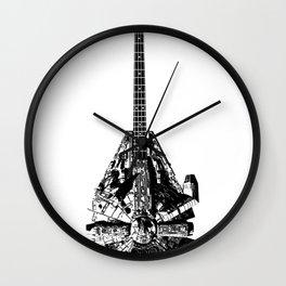 Rebel Bass Wall Clock