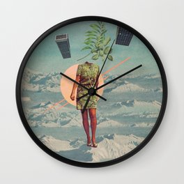 Hello Gorgeous Wall Clock