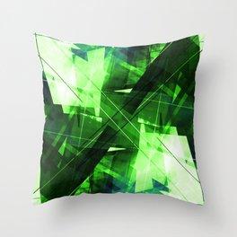Elemental - Geometric Abstract Art Throw Pillow