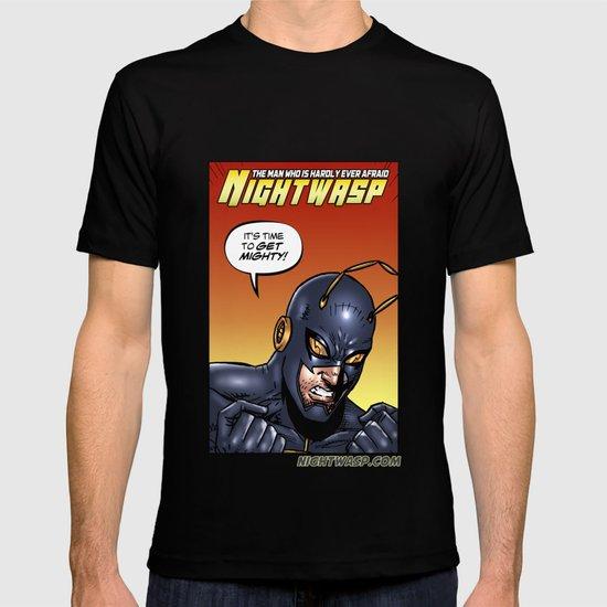 NightWasp: Tee Shirt 1 by nightwasp