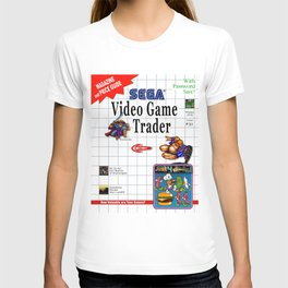 Video Game Trader #31 Cover Design  T-shirt