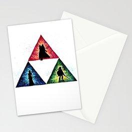 Triforce - The Legend of Zelda Stationery Cards