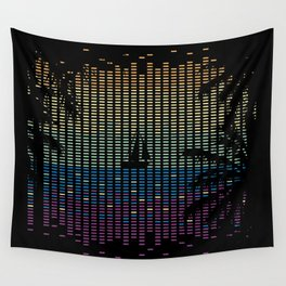Beach Tunes Wall Tapestry