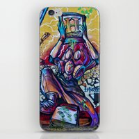 history iPhone & iPod Skins featuring History by Roberto Pagani
