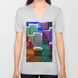 Real Estate Fantasy Unisex V-Neck
