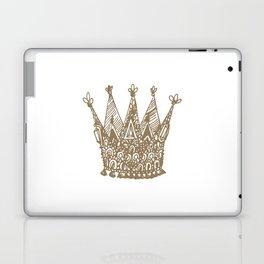 Royal Crown Laptop & iPad Skin