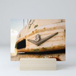 Eight Mini Art Print