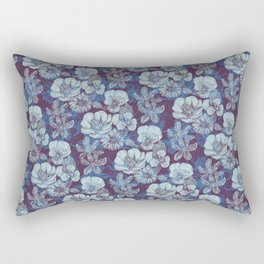 Veda Pattern Rectangular Pillow