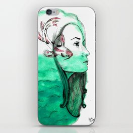 Koi Feelings iPhone Skin