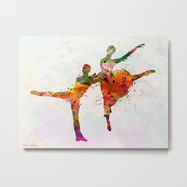 dancing queen Metal Print