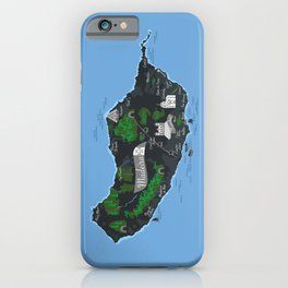 Madeira iPhone Case