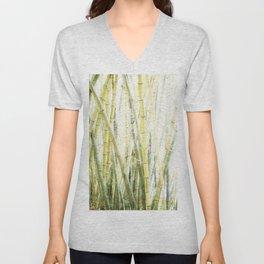 Bamboo Tapestry Unisex V-Neck