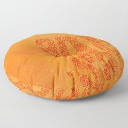 Ampersands Floor Pillow