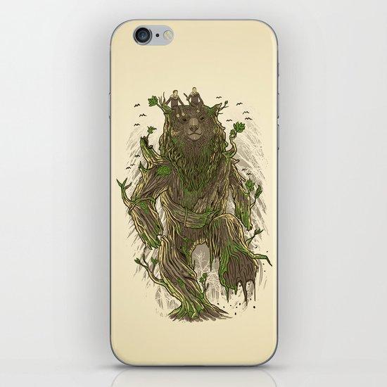 Treebear iPhone & iPod Skin